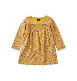 Tea Collection Tea Collection Printed Smocked Baby Dress
