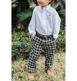 J Bailey J Bailey Champ Pant Hunter Plaid Boys