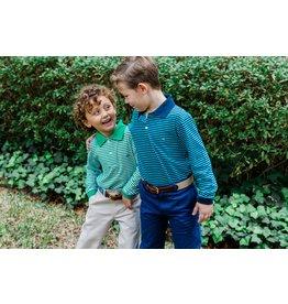 Bailey Boys Bailey Boys Big Boys Long Sleeve Striped Polo