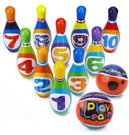 iPlay, iLearn iPlay, iLearn Soft Number Bowling Set