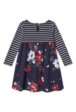 Joules Joules Layla Hotch Potch Jersey Dress