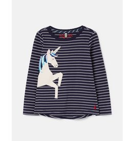 Joules Joules Ava Applique T-shirt