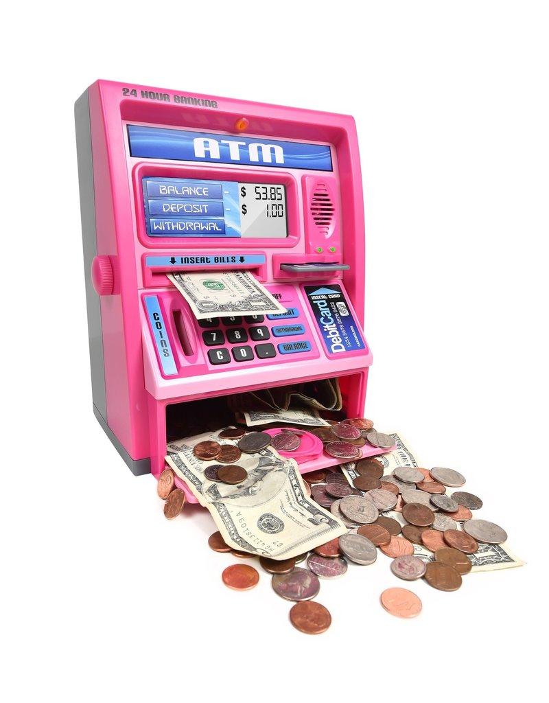 Ben Franklin Ben Franklin Toys Talking ATM Bank