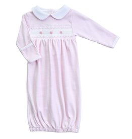 Magnolia Baby Magnolia Baby P & P Smocked Collared