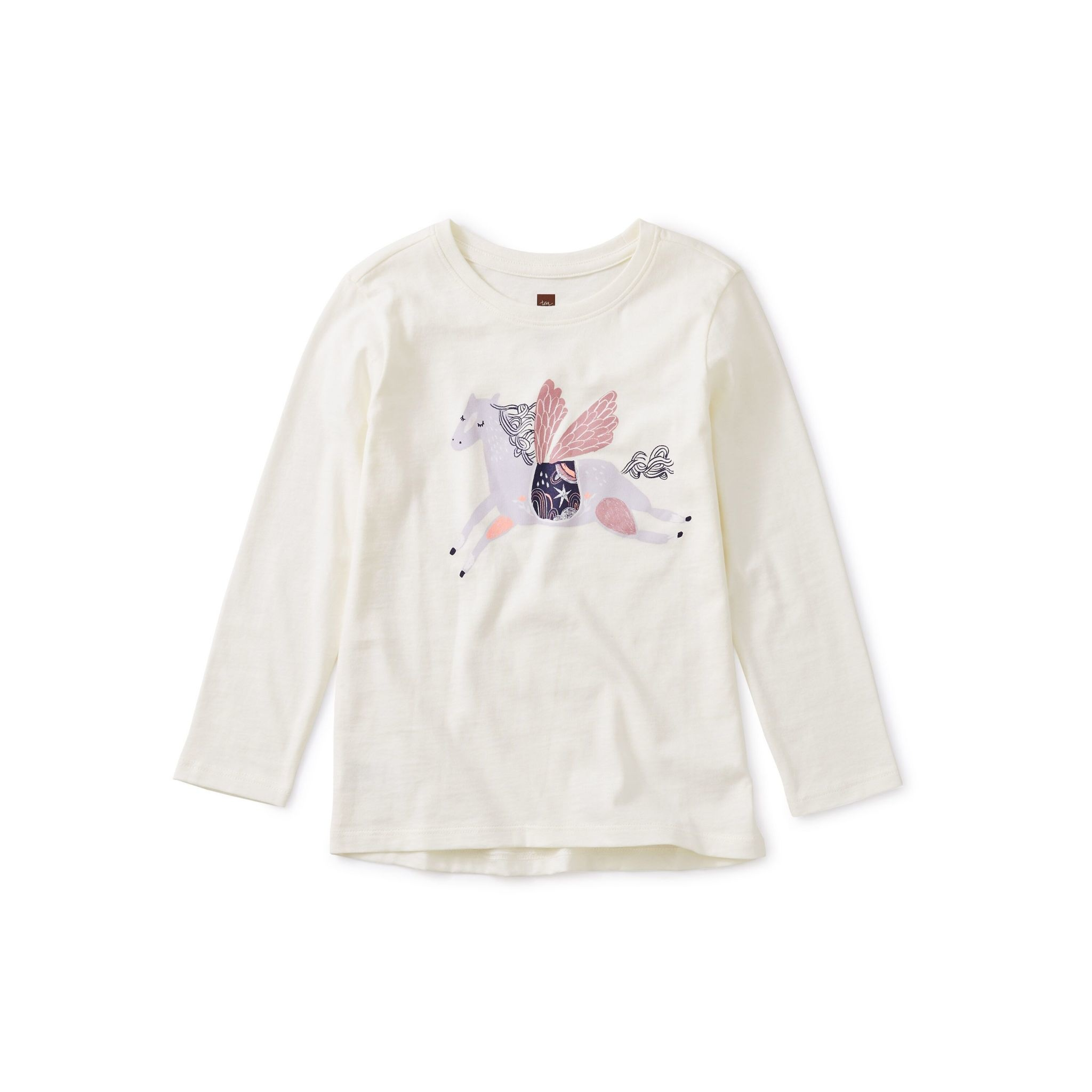 Tea Collection Tea Collection Wind Horse Storytelling Tee
