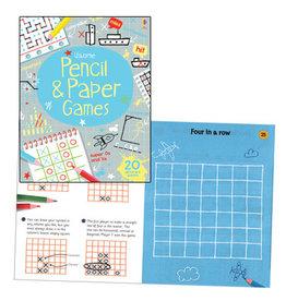 Usborne Books Usborne Pencil & Paper Games