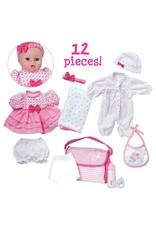 Adora Adora  PlayTime Baby Gift Set 12 Piece