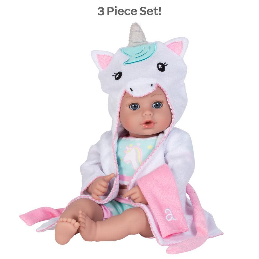 Adora Adora BathTime Baby Unicorn