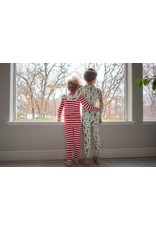 KicKee Pants Kickee Pants Print Long Sleeve Pajama Set -Toddler