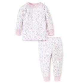 Kissy Kissy Kissy Kissy Snow Flower Pajama Set