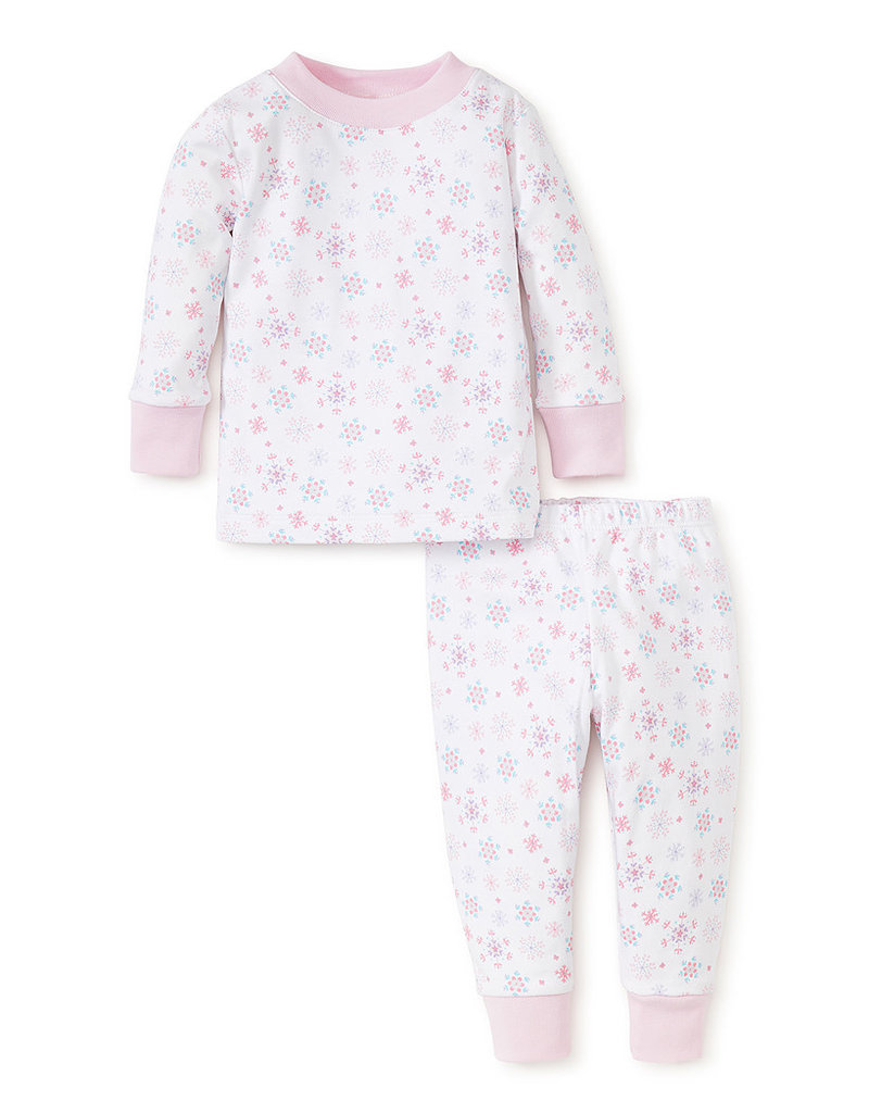 Kissy Kissy Kissy Kissy Snow Flower Pajama Set