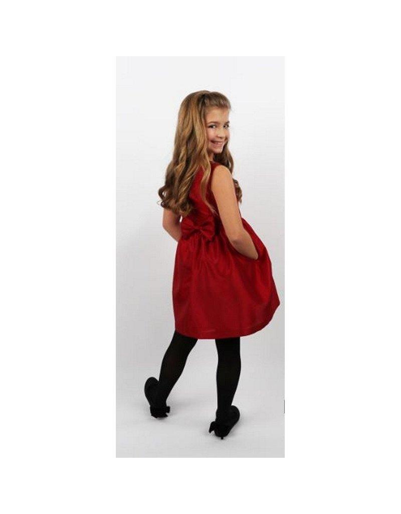 Gabby Gabby Dress With Bow
