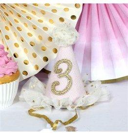 Mud Pie Mud Pie Birthday Glitter Party Hat