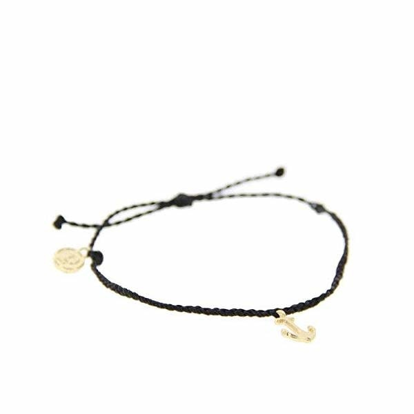 Pura Vida Pura Vida Gold Anchor Bracelet