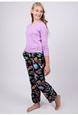 Candy Pink Candy Pink Fleece Pant
