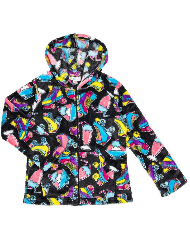 Candy Pink Candy Pink Fleece Hoodie