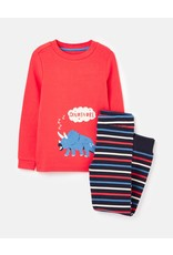 Joules Joules Snooze Glow in the Dark PJ Set