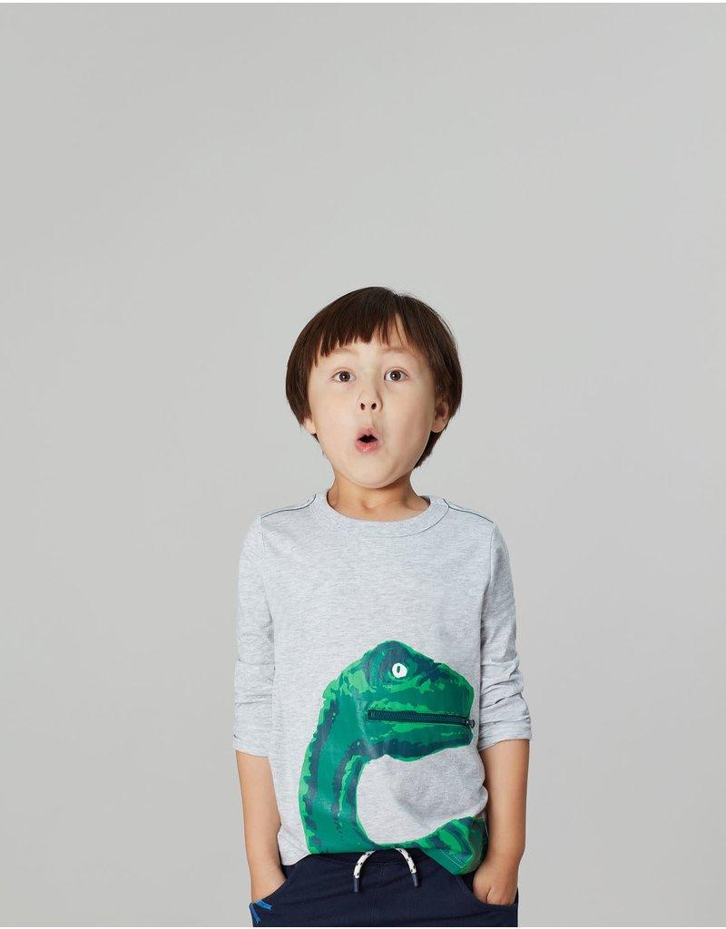 Joules Joules Zipadee/ Ava Long Sleeve Shirt