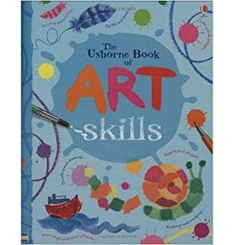 Usborne Books Usborne Book of Art Skills