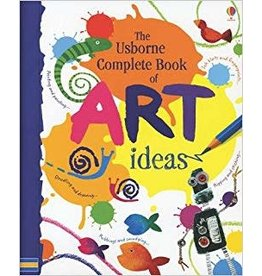 Usborne Books Usborne Complete Book of Art Ideas