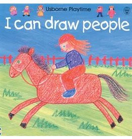 Usborne Books Usborne Playtime I Can Draw People