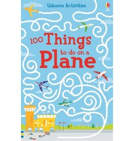 Usborne Books Usborne Activities 100 Things to do on a Plane