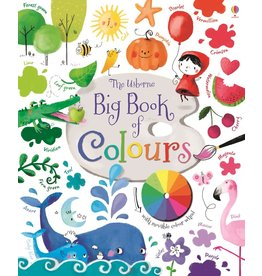 Usborne Books Usborne Big Book of Colors