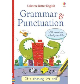 Usborne Books Usborne Better English Grammar & Punctuation Book
