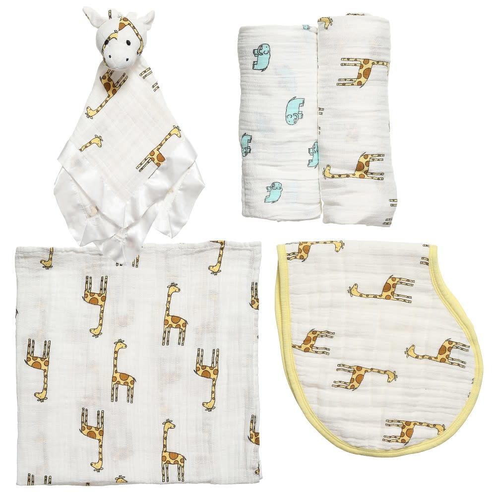 Aden and Anais Aden and Anais Jungle Jam Newborn Gift Set