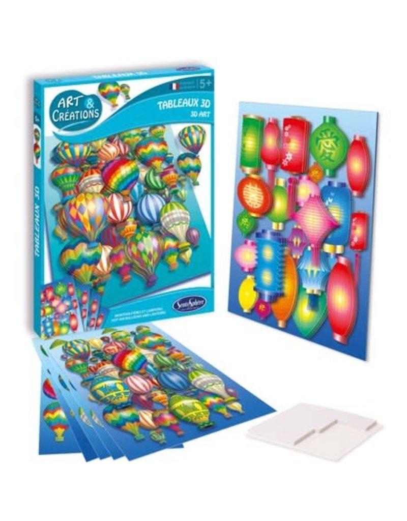SentoSphere Art & Creations 3d Balloons