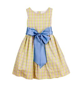Bailey Boys Bailey Boy Sunshine Plaid Dress