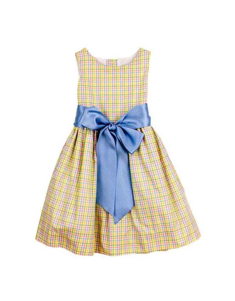 Bailey Boys Bailey Boy Sunshine Plaid Dress