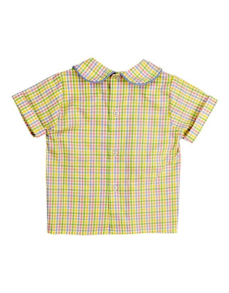 Bailey Boys Bailey Boys Boys Piped Shirt