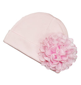 Beyond Creations Beyond Creations NB Hat w Detachable Flower