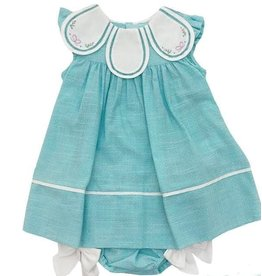Sophie & Lucas Sophie & Lucas Terrace Weave 2 pc. Girl Set
