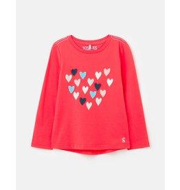 Joules Joules Ava Applique T-shirt