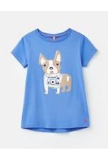 Joules Joules Pixie s/s Screenprint T-shirt
