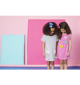 Lilly + Sid Lilly + Sid Stripe Dress