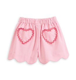 Bella Bliss Bella Bliss Heart Pocket Short