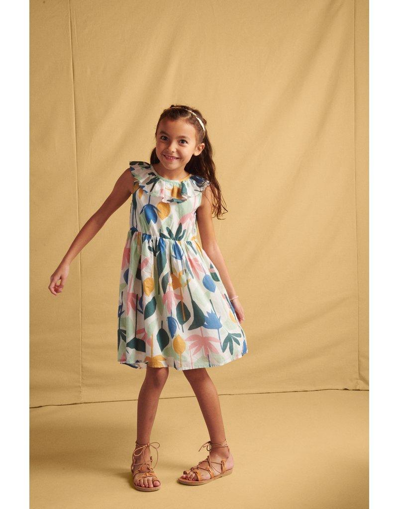 Shop Coral pink striped sleeveless backless boho party wrap maxi sun dress