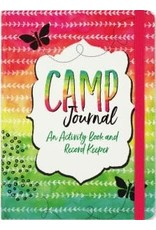 Peter Pauper Press Camp Journal An Activity Book and Record Keeper