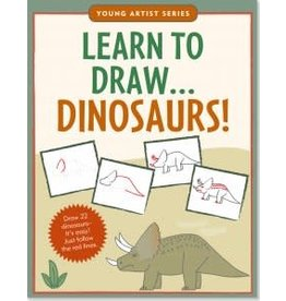 Peter Pauper Press Peter Pauper Learn To Draw Book
