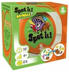Asmodee Asmodee Spot It Jr. Animals (Box)