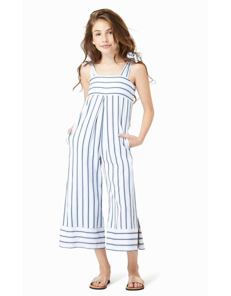 Habitual Girl Habitual Girl Hannah Jumpsuit With Side Slits