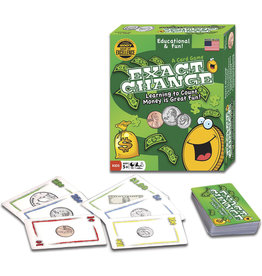 Continuum Games Continuum Games Exact Change Educational Card Game