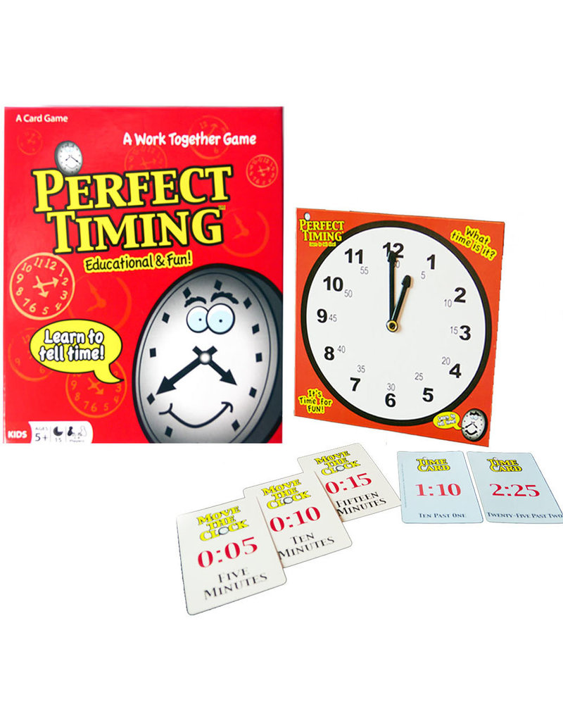 Continuum Games Continuum Games Perfect Timing Educational Game