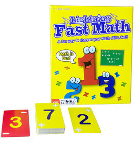 Continuum Games Continuum Games Lightning Fast Math Educational Game