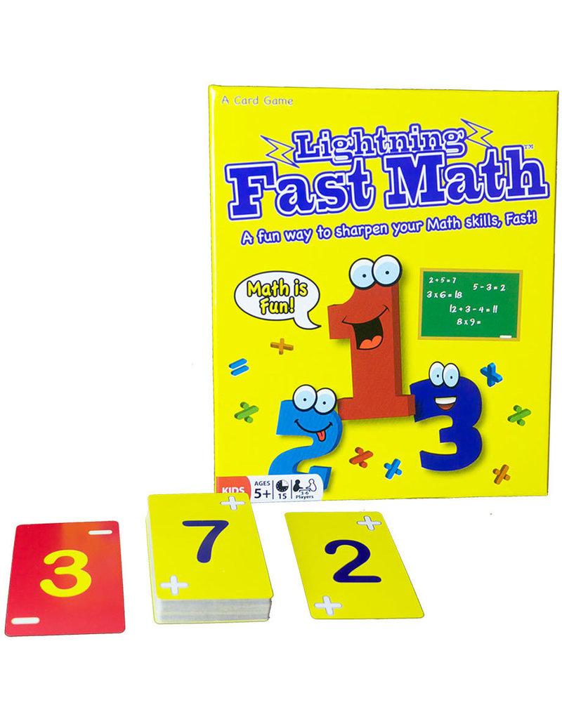Continuum Games Continuum Games Lightning Fast Math Educational Game