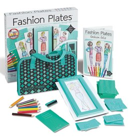 Continuum Games Continuum Games Fashion Plates Design Set