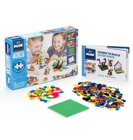 Plus Plus USA Plus Plus Learn to Build Set
